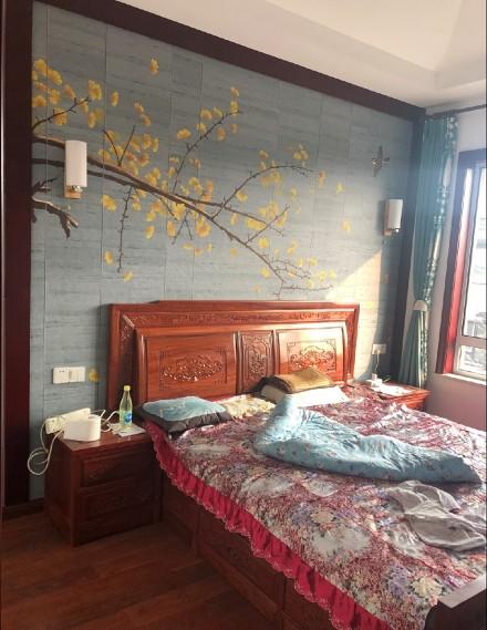 中式风格 静享每一品檀香卧室