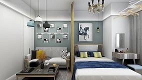 21平的小公寓,五脏俱全。14776519