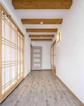 220平原木色大宅这是我见过最美猫舍功能区1图日式设计图片赏析