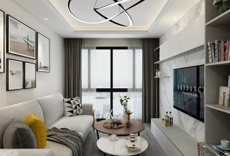 43㎡现代一居室,阳光锦程
