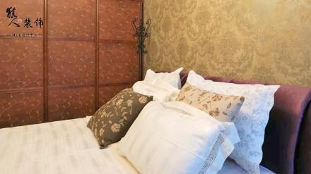 135平地中海三室普罗旺斯假日风情卧室