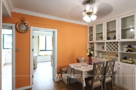 浦东90m²两居室简美风,优雅舒适厨房