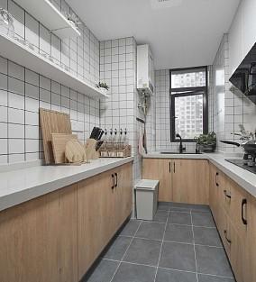 同样是89㎡,他们家为什么这么让人心动厨房北欧极简设计图片赏析