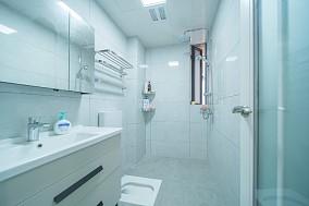 奢而不华,都市新贵首选卫生间2图中式现代设计图片赏析