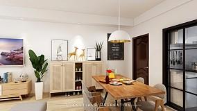 森系简约质朴的暖暖新家厨房日式设计图片赏析
