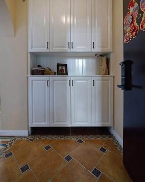 126平三居室浪漫的地中海风玄关1图地中海设计图片赏析