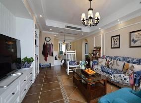 126平三居室浪漫的地中海风15025996