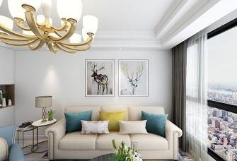 44㎡现代一居室,对生活的期待