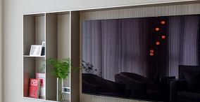 绿意、艺术、好生活!现代风大宅的精湛风采客厅现代简约设计图片赏析