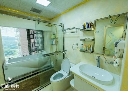 极尽奢华的欧式风格尽享异域风情卫生间