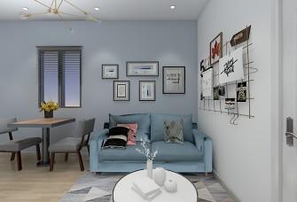 35㎡北欧一居室,用家画出风景