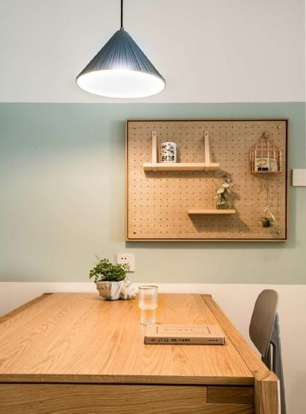 71平米,现代风格厨房