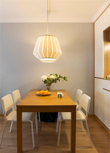 有你在的家才温暖51平北欧二居室厨房