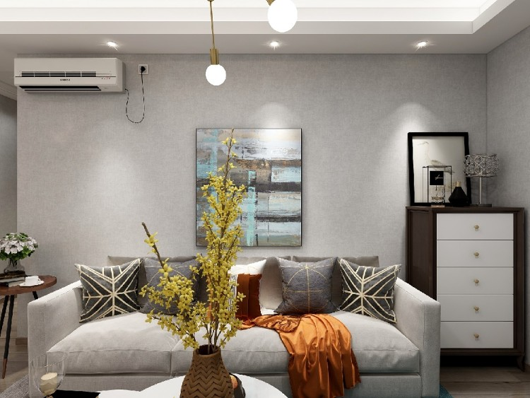 70平方的現在公寓式住宅