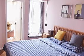 20件时髦软装,拯救老旧小区房!卧室现代简约设计图片赏析