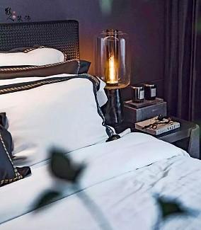 284㎡现代风别墅,朴素的艺术卧室现代简约设计图片赏析