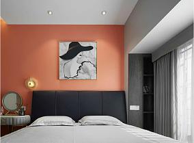 99平米,打造艺术感的家。15232019