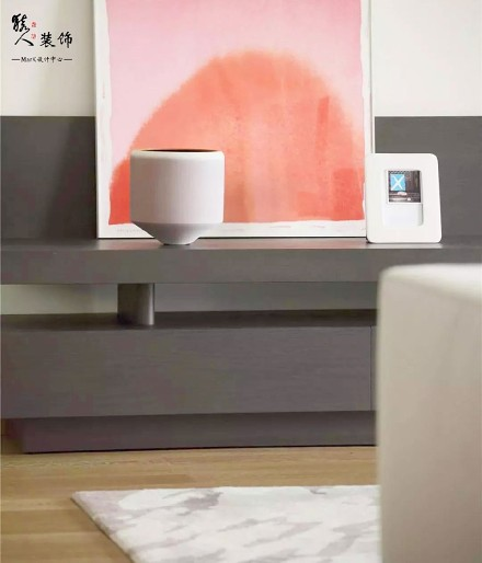 300㎡现代风大宅,档次舒适有品质客厅