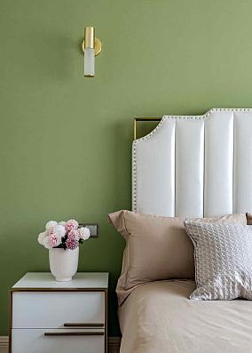 130平米现代简约风,美到极致!卧室现代简约设计图片赏析