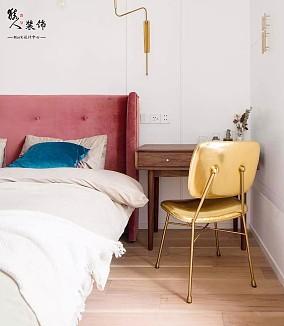 128㎡现代ins风,装出潮流的时尚!卧室现代简约设计图片赏析