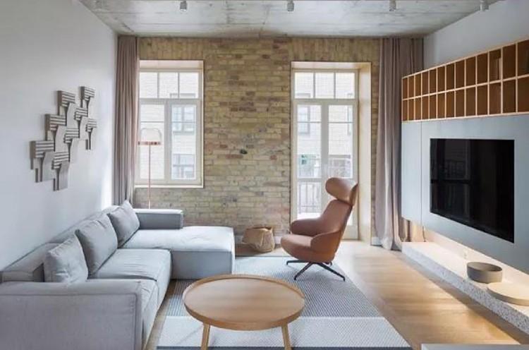 60平方公寓,混搭風格