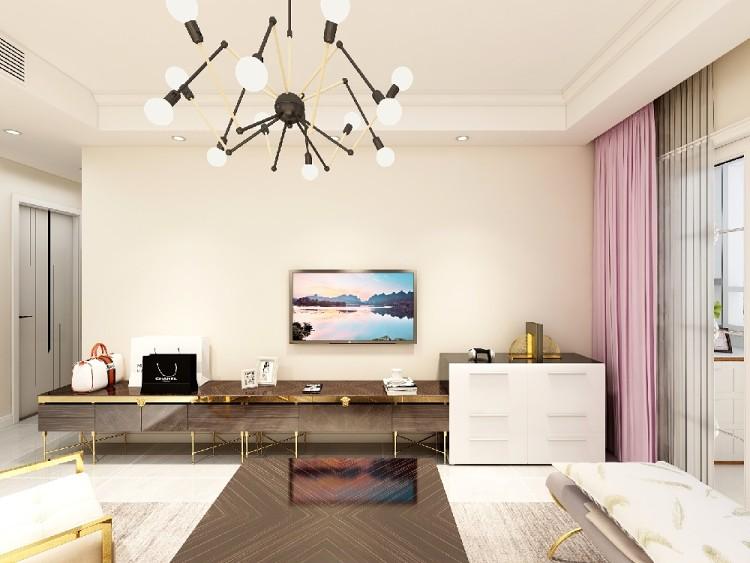 60㎡兩居室現代簡約