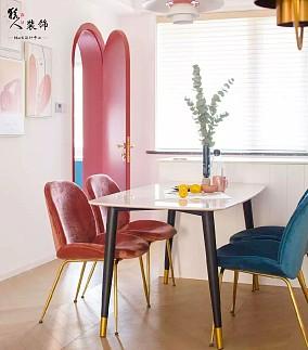 128㎡现代ins风,装出潮流的时尚!厨房现代简约设计图片赏析