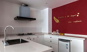 63平米两居室,与众不同的家餐厅2图北欧极简设计图片赏析
