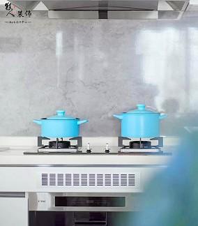 100㎡新中式,点缀出华丽的气质餐厅中式现代设计图片赏析