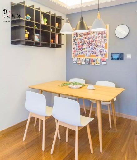 89㎡北欧三居,打造出温馨精致的模样!厨房