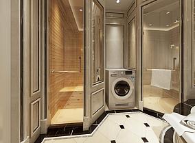 大宅豪华不一样的浪漫方式卫生间1图欧式豪华设计图片赏析