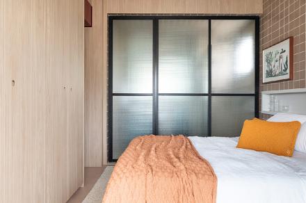 设计如生活的标配58m²混搭风卧室