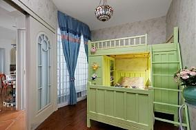 80平米温馨浪漫的两居室卧室现代简约设计图片赏析