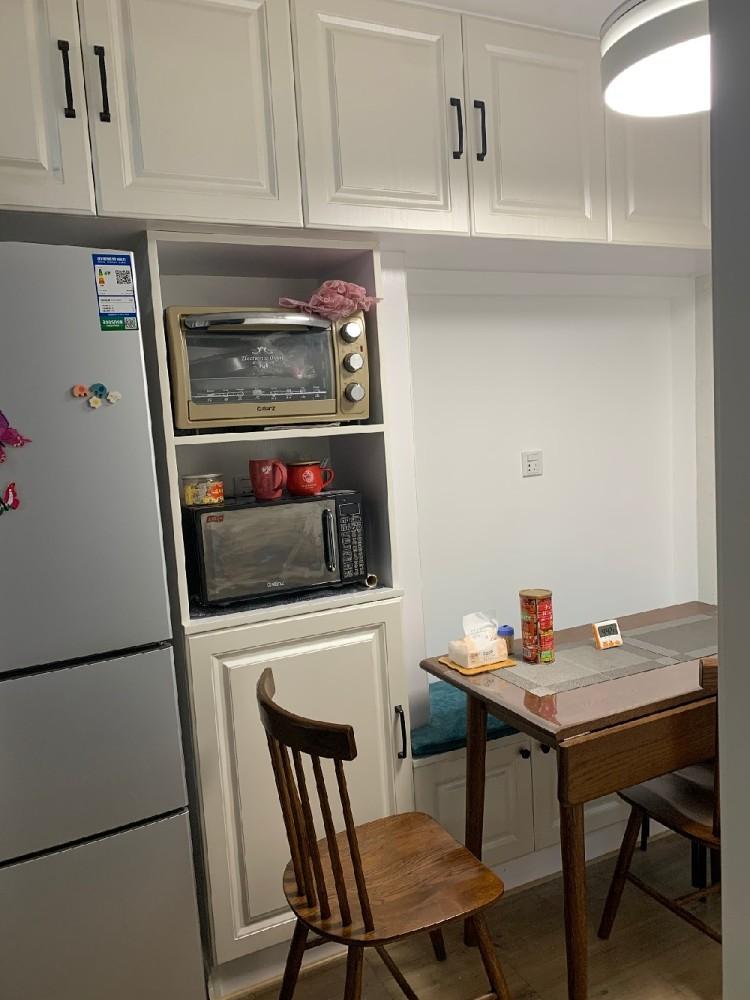 60平老房改造,簡單大氣