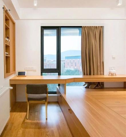 89㎡现代简约,宽敞实用又舒适卧室
