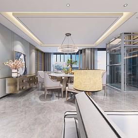翡翠海岸 400平方 现代设计豪宅15458146