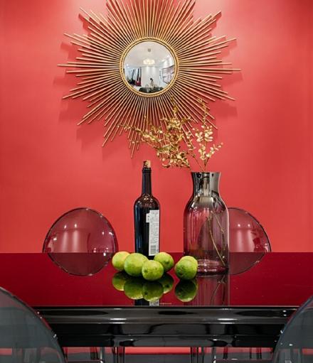 67平米现代风格,餐厅简直惊艳一个家!厨房3图