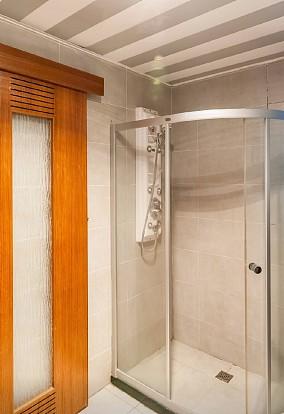 147平四室两卫混搭风格装修卫生间潮流混搭设计图片赏析