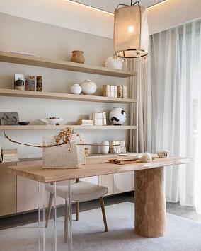 125平浮生绘世,宁静致远!厨房现代简约设计图片赏析