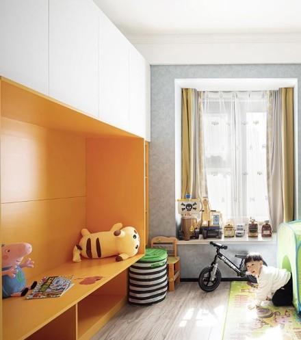 123平现代轻奢视觉与心灵的享受卧室