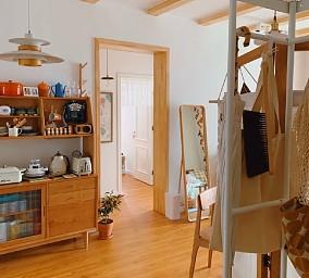 人生的第一套小房子要这样装修玄关北欧极简设计图片赏析