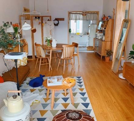 人生的第一套小房子要这样装修客厅