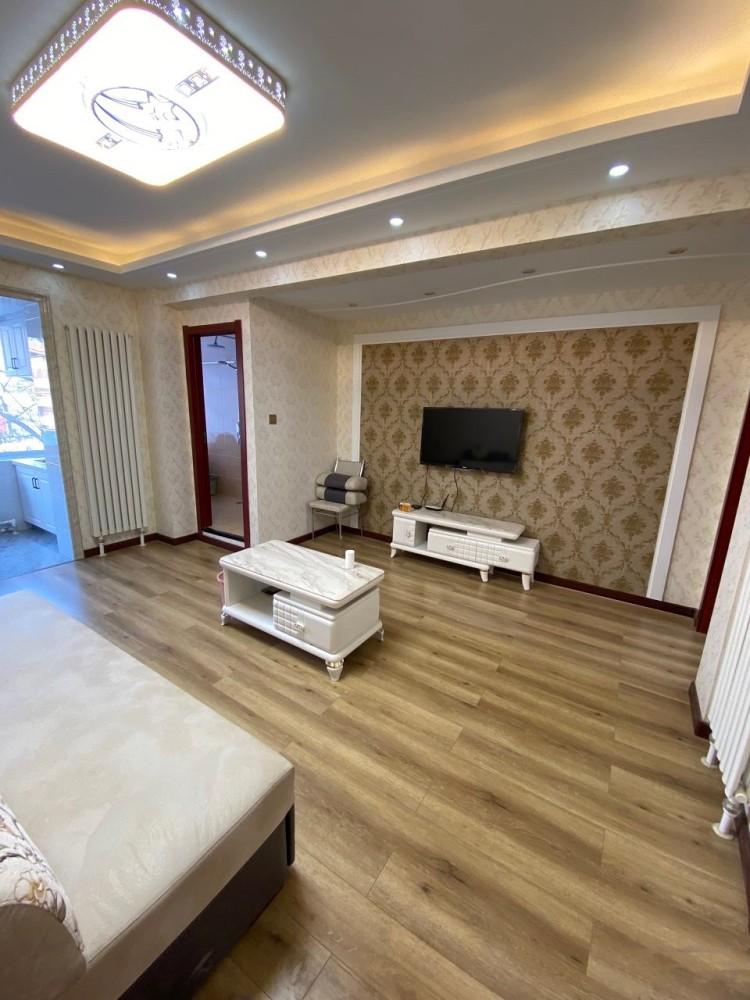 50平一室一厅简约装修