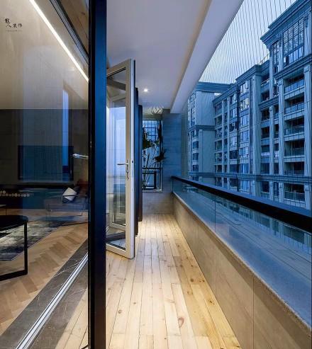 145㎡现代极简,低奢高级,舒适小资阳台