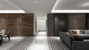 300平大平層,現代風格設計15635053