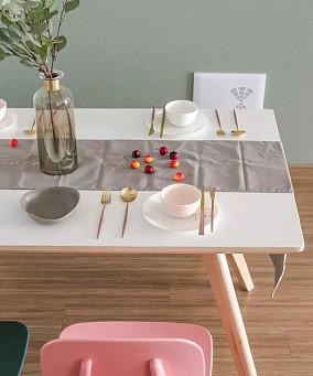 98㎡清新小北欧,细腻人情味厨房北欧极简设计图片赏析