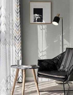 108平方营造温馨清雅的美式风格阳台美式经典设计图片赏析