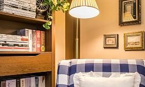 43平一人独居的小家客厅4图美式田园设计图片赏析