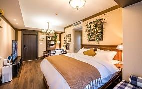43平一人独居的小家客厅3图美式田园设计图片赏析