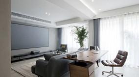 130平米现代简约,有格调的家。15763531
